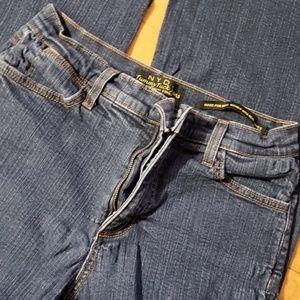 Nydj Jeans size 8 stretch